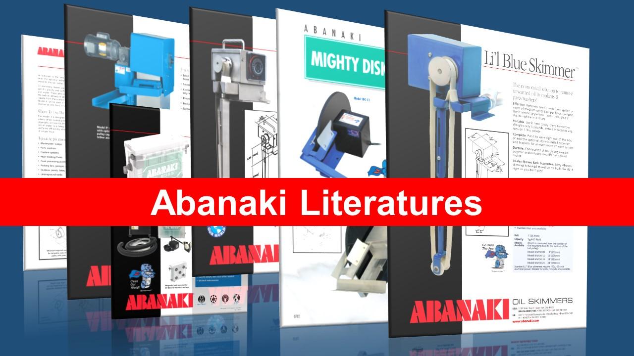 Abanaki Literatures