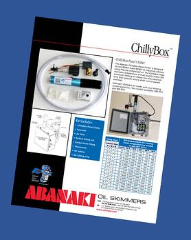 chillybox panel chiller