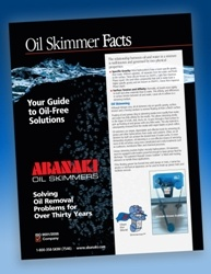 Oil Skimming Factbook